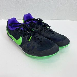Nike Zoom Rival M Multi-Use Track Cleats size 8.5